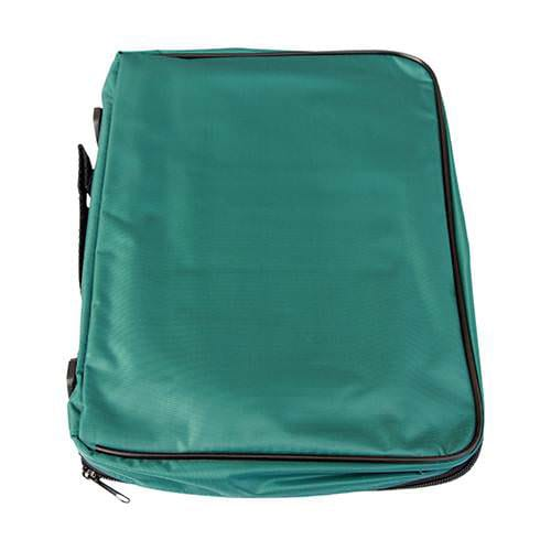 Hunter Green Pin Bag