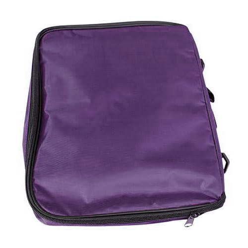 Purple Pin Bag