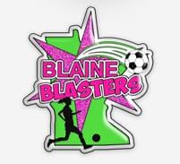 Soccer Trading Pin 3