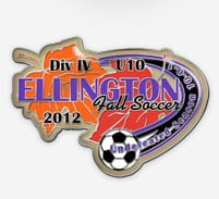 Soccer Trading Pin 4
